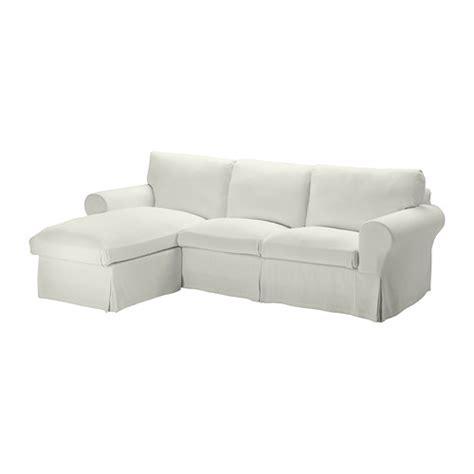 sofa mit recamiere ektorp bezug 2er sofa mit r 233 camiere sten 229 sa wei 223 ikea