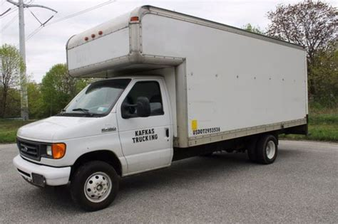 Ford E450 by Ford E450 Trucks Box Trucks For Sale Used Trucks On