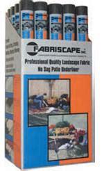 Landscape Fabric Bulk Fabriscape Products Brochu Nursery