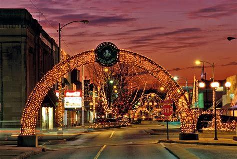 lights of the delta blytheville ar arkansas trail of lights celebrates 20 years ay