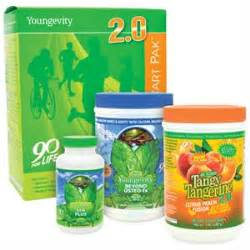 Detox Ceo Mega Pack by Youngevity 90 For Enrollment Products