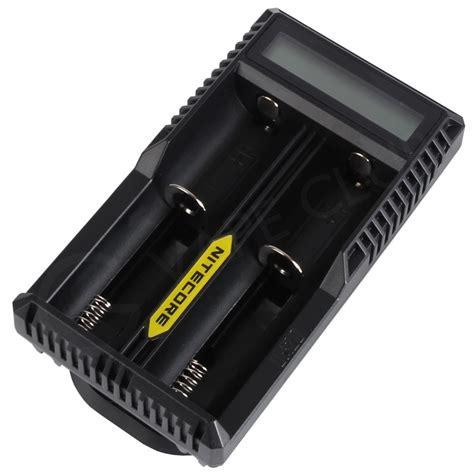 Charger Nitecore Um20 nitecore um20 vape battery charger two bay uk eliquid shop