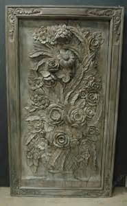 Wood Decorative Panels by Antiques Atlas Large Carved Wood Decorative Panel