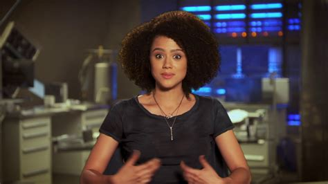 fast and furious 8 ramsey the fate of the furious nathalie emmanuel interview youtube