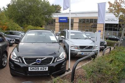regent opens volvo dealership in bishop s stortford easier