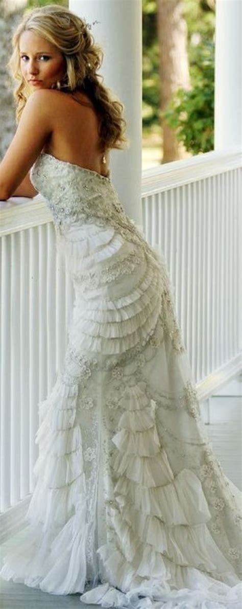 Wedding Hairstyles For A Strapless Dress by Dress Wedding Dress Wedding Bustier Dress Bustier