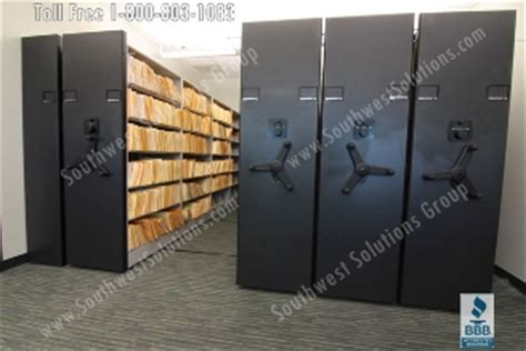 Racks St Joseph Mo by Compactor Shelving Cabinets Compactorization Storage Racks Kansas City Mo