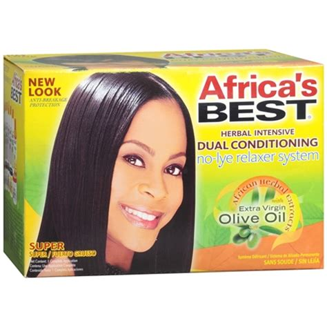 top african american relaxers africa s best herbal intensive dual conditioning no lye