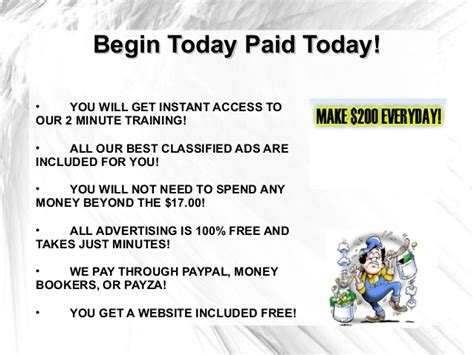 Today The Begin 3 begin today paid today