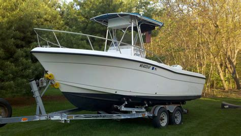 stratos boats hull truth sold for 11 900 21 ft stratos deep v center