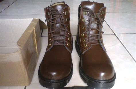 Sepatu Project 01 sepatu safety project sepatu safety steel toe