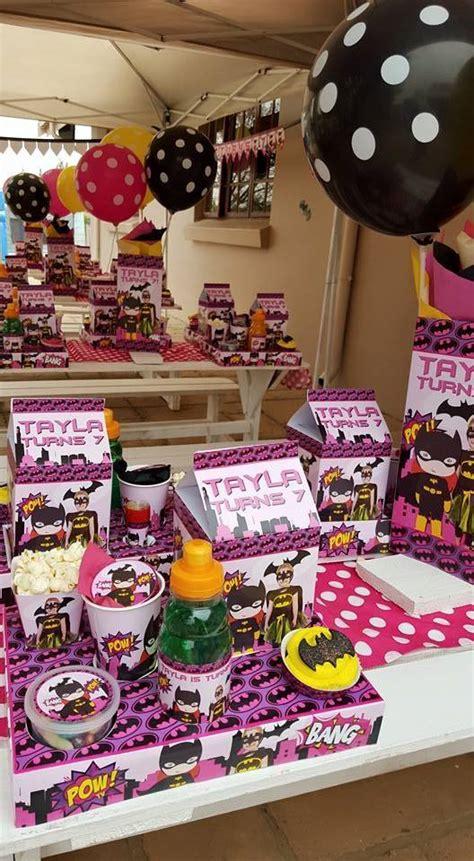party themes jhb batgirl party supplies decor south africa gauteng