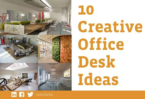 creative office design ideas creative ideas desk home design