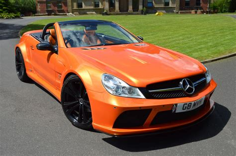 orange mercedes mercedes sl65 amg black series orange imgkid com
