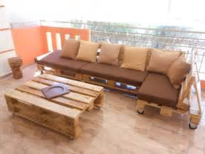 pallet terrace furniture sectional sofa table 99 pallets