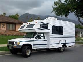 Toyota Rvs For Sale 4x4 Toyota Odyssey With A V 6 Engine Not