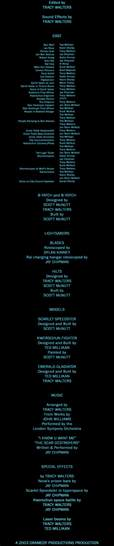 Credits Gallery For Gt Crew End Credits