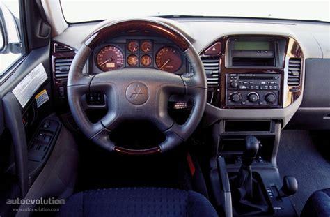 Mitsubishi Pajero Montero Shogun Swb Specs 2000 2001
