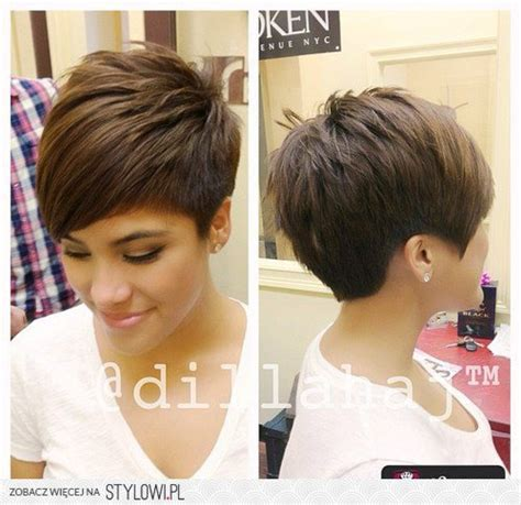 short haircuts above the ears high profile cute blonde short cut over the ears side view