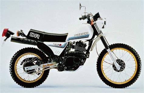Suzuki Dr 150 Suzuki Dr 250s