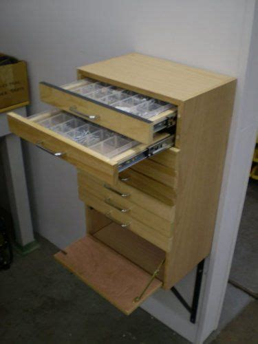tool bench hardware storage how do you store screws or any small parts the