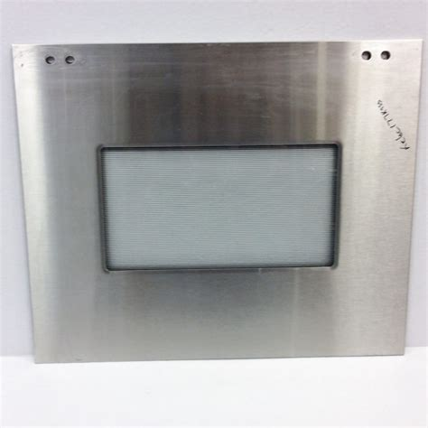 Oven Glass Door Used Oven Door Glass 4452315