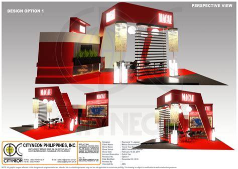 booth design proposal exhibit design by raymond legaspi at coroflot com