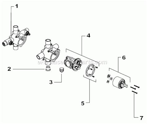 american standard 4275 551 parts list and diagram american standard faucet parts diagram automotive parts