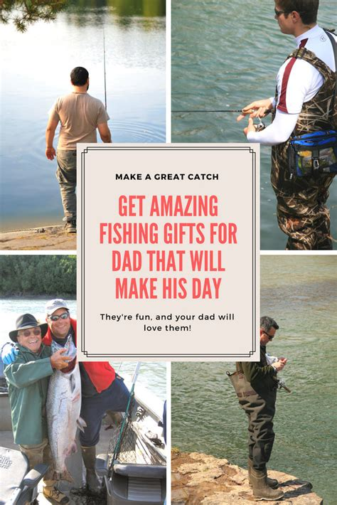 great fishing gifts 2018 get amazing fishing gifts for that will make his day