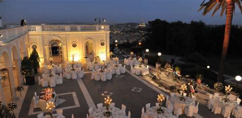 Miami Patio Villa Miani Historic Hotel Roma Lazio Weddings And Events