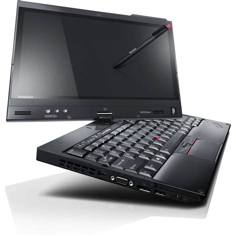 Laptop Tablet Lenovo lenovo 320gb thinkpad x220 42963lu 12 5 quot tablet pc 42963lu