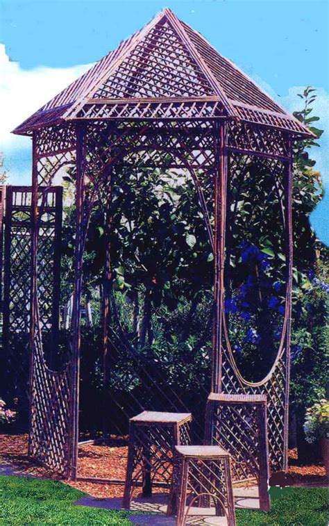 willow gazebo willow gazebo