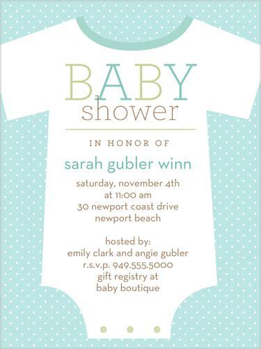 Little Loungewear Blue 4x5 Custom Baby Shower Invitations Shutterfly Baby Shower Text Template