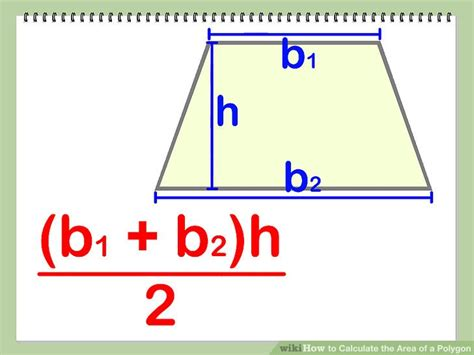 area calculater how to calculate the area of a polygon with exles