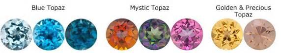 topaz colors topaz gemstones blue topaz mystic topaz white