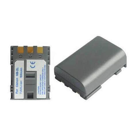 Baterai Kamera baterai kamera canon nb 2l bp 2l5 bp 2l5 gray