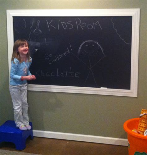 chalkboard painting expensive finished basement ideas photos tips and cost estimates