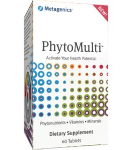 Metagenics 10 Day Detox Recipes by Metagenics Phytomulti Firsline Nutrition