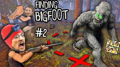 bigfoot 8 monster big foot returns monster hunter tracker gameplay