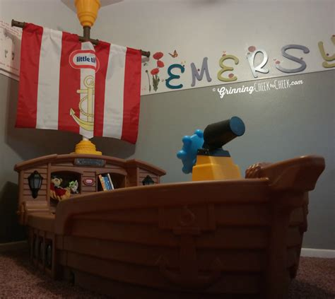 tikes bed tikes pirate ship bed ad littletikes