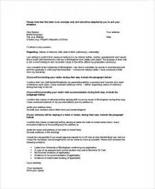 Visa Letter For Uk Sle Visa Sponsorship Letter 7 Documents In Pdf Word
