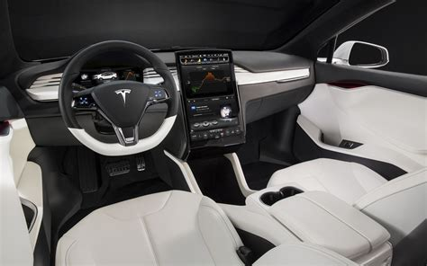 new interior image of tesla model 3 surfaces 2015 tesla model x interior