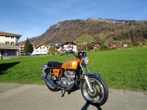 Motorrad Oldtimer Ersatzteile Yamaha by Motorrad Oldtimer Kaufen Yamaha Tx 750 Auto Moto Fischlin