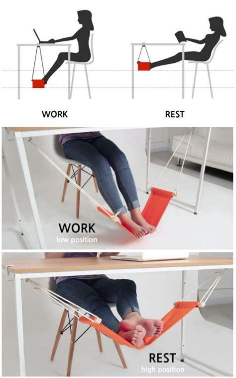 lavoro ufficio sta l amaca per i piedi da mettere sotto la scrivania in