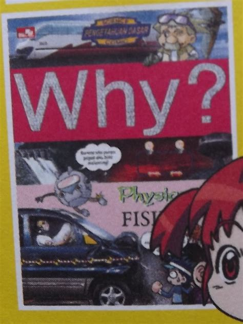 Buku Komik Pengetahuan Why caridimari cari ilmu lewat buku mari kita berbagi ilmu