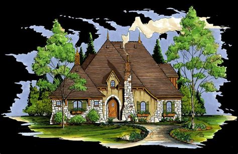 Storybook Home Design by Storybook Home Ideas