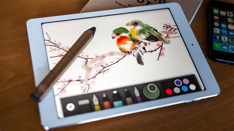 7 Drawing Apps by Testing Pencil Bluetooth Stylus Tested