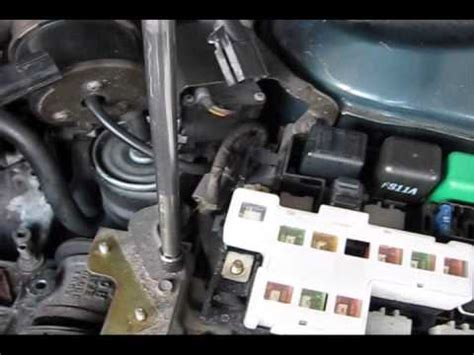 transmission control 2002 mazda b series head up display how to replace transmission mazda 626 part2 youtube