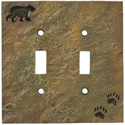 cabin switch plate covers cabin decor