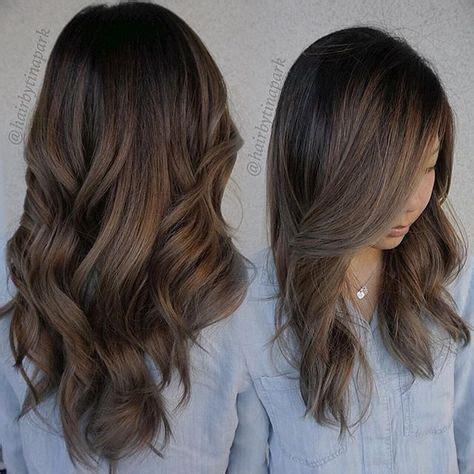 ashy hair color best 25 ashy brown hair ideas on
